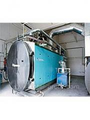 Котел для сжигания тюков соломы STEP-KS 40 - 700 кВт