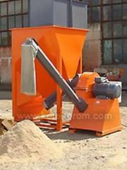Оборудование по переработке древесных отходов