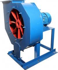 Вентилятор пылевой