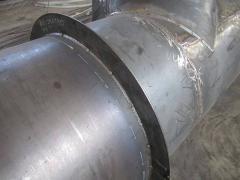 Высокотемпературные компенсаторы для газоходов