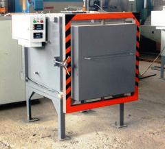 保護雰囲気 SNZ-3.6.2/10 Cc と抵抗炉