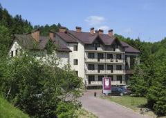 Отель на 45 номеров в Карпатах продаю