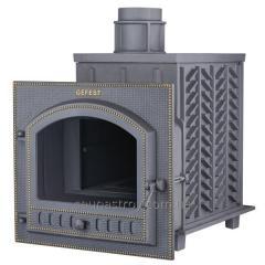 Чугунная печь Гефест ЗК 40 (П)