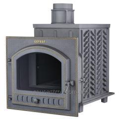 Чугунная печь Гефест ЗК 100 (П)