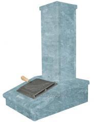 Облицовка Талькохлорит,  высота 790 мм