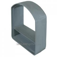 Удлинитель портала печи ПБ-03П 100 мм
