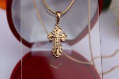 Крестик Xuping Jewelry классический 1,9 см