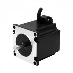 Electric motors quantized