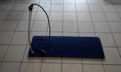 Теплый коврик для обогрева поросят