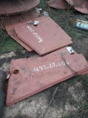Плита футеровочная СМД-111