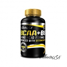 БСАА Bio Tech BCAA + B6 (340 table)