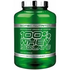 Протеин Scitec Nutrition Whey Isolate 2000g