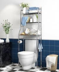 Стеллаж для хранения напольный туалетный шкаф