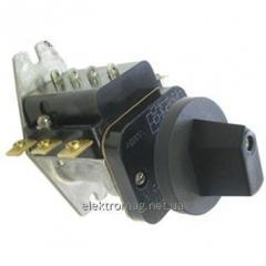 ТПКП-25 ППКП-25 Переключатель кулачковый