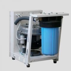 Вытяжной агрегат для стоматологических установок ASPI S DService