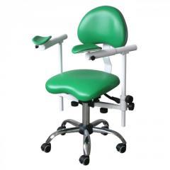 Кресло врача-стоматолога для работы с микроскопом ENDO SLIDE DService
