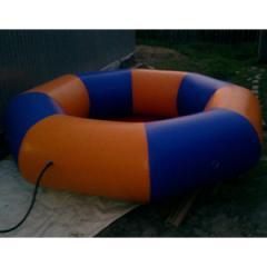 Надувной бассейн для шаров зорб