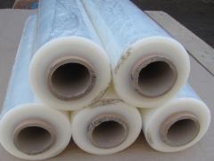 Stretch-plenka for packaging of goods 15mk, 17mk,