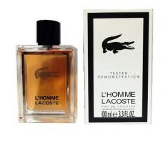 Lacoste L`Homme EDT 100 ml Tester