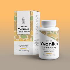 7-Slim Active (7-Слим Актив) - капсулы для похудении