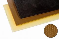 Polyurethane shoe, plates, sheets, films, foil,