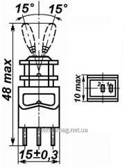 ПТ57-4 тумблер