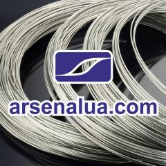 Zinc wire of the TsV, Ts0 brand. Constantly in a