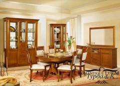 Столовая мебель « Romantique Lux »