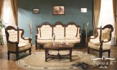 """Furniture for the Hall of """"Cristina"""