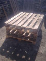Pallets, pallets cargo wooden 1200*1000
