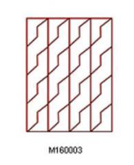 Решетки на окна М160003