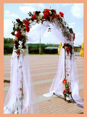Arches for wedding