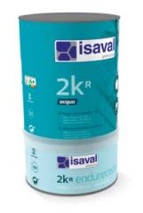 2 КР аква - двухкомпонентная полиуретановая эмаль на водной основе