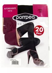 Чулки (20 den) POMPEA 1/2 черный WE-110065