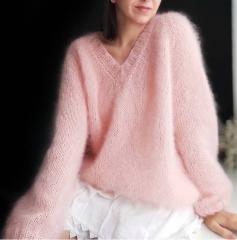 Яркие мягкие свитера