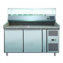 Стол для пиццы PZ 2600TN-VRX 1500/380 Cooleq (с