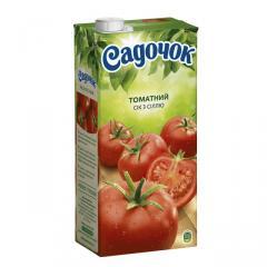 """Сік """"Садочок"""" томатний 0.9л"""