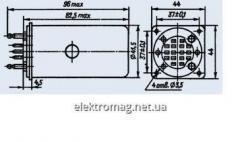 Реле РПС-7 РС4.521.354