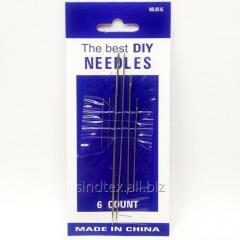 0516 Иголки для шитья NEEDLES (Иголки для ручного шитья) (СИНДТЕКС-0824)
