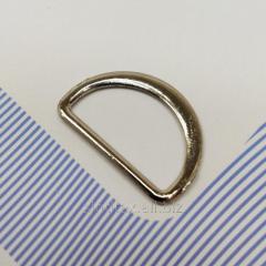 Полукольцо 19мм никель уп.10шт. (СИНДТЕКС-0827)