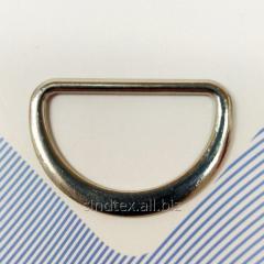 Полукольцо 30мм никель уп.10шт. (СИНДТЕКС-0828)