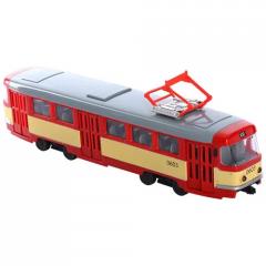 Трамвай инерцыонный 9708 (9708-B)