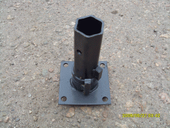 Differential to the motor-block