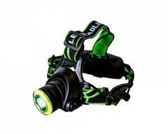 Фонарь налобный Head Lamp WD 419 T6 LED 4 режима