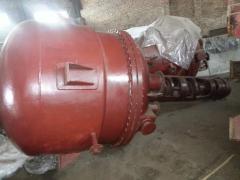 Реактор з нержавіючої сталі 4м3