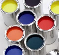 Enamels special from the producer Ukraine