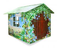 Environmentally friendly lodges for children