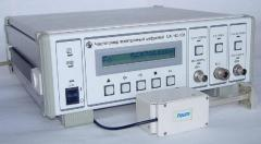 Frequency meter electronic digital UA Ch3-101