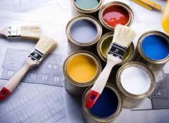 Paints and varnishes from the producer. Ukraine
