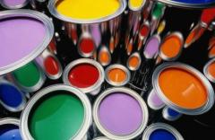 Enamels on plastic products